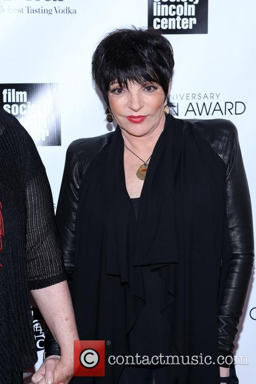 liza minnelli 40th annual chaplin award gala 3622685