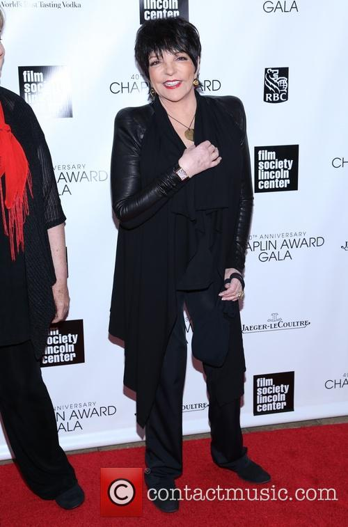 Liza Minnelli - Chaplin Award Gala | 16 Pictures