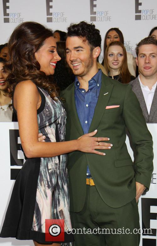 Kevin and Danielle Jonas 2