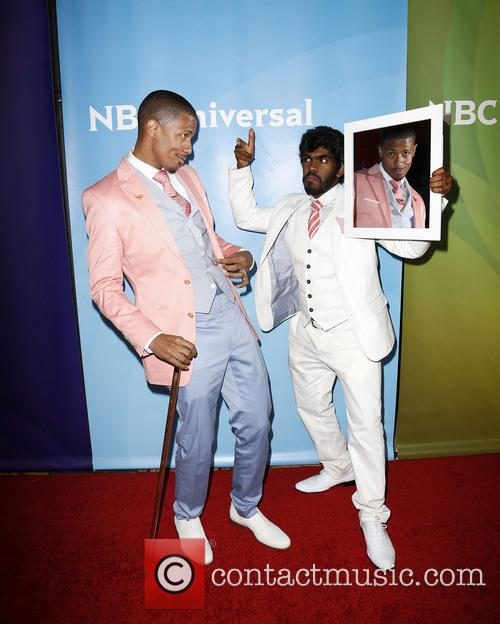 Nick Cannon and Guest 7