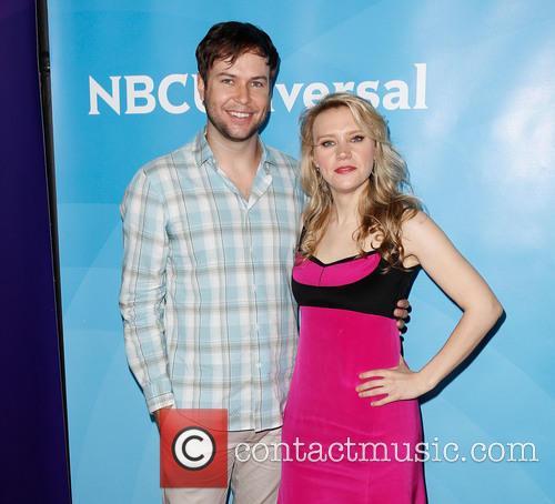 Taran Killam and Kate Mckinnon 4