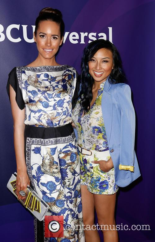 Louise Roe and Jeannie Mai 7
