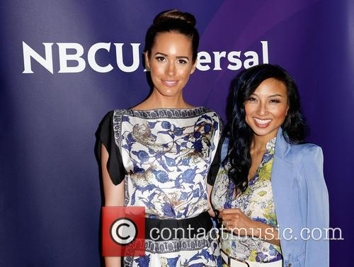 Louise Roe and Jeannie Mai 8