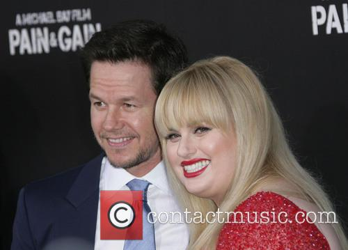 Mark Wahlberg and Rebel Wilson 8