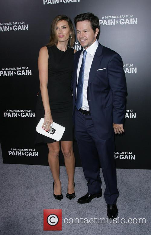 Mark Wahlberg and Rhea Durham 2