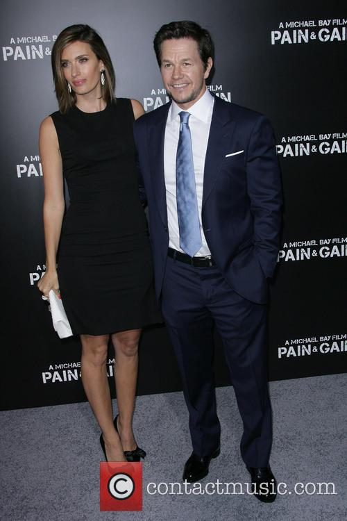 Mark Wahlberg and Rhea Durham 6