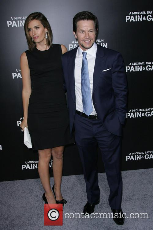 Mark Wahlberg and Rhea Durham 7
