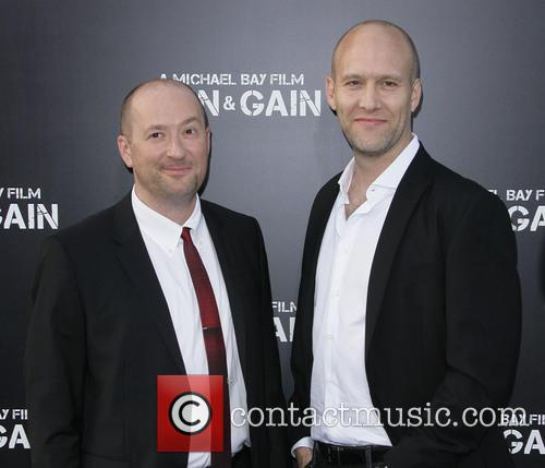 Co-writers Christopher Markus and Stephen Mcfeely 1