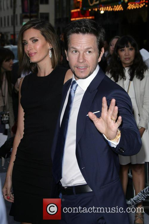 Rhea Durham and Mark Wahlberg 4