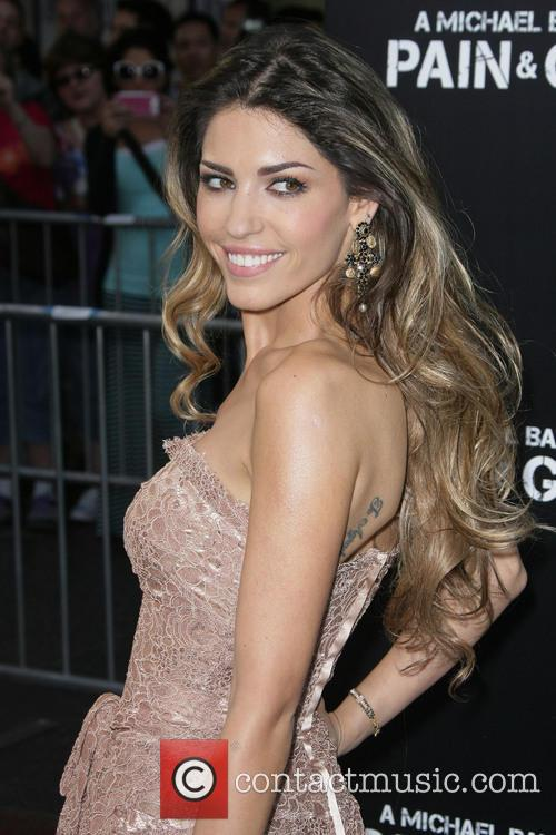 Yolanthe Cabau Pain And Gain Scene Picture - yolanthe cabauYolanthe Cabau Pain And Gain Scene