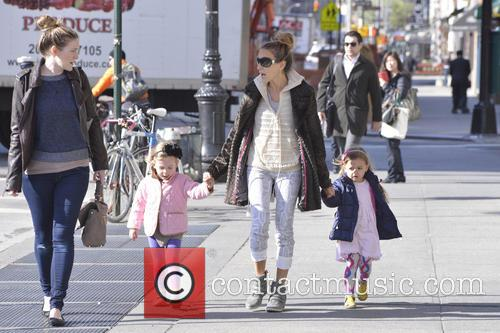 Sarah Jessica Parker, Tabitha Broderick and Marion Broderick 6