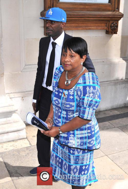 Doreen Lawrence and Stuart Lawrence 6