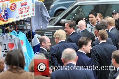 David Cameron and Boris Johnson 2
