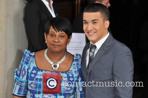 Doreen Lawrence and Jahmene Douglas 9