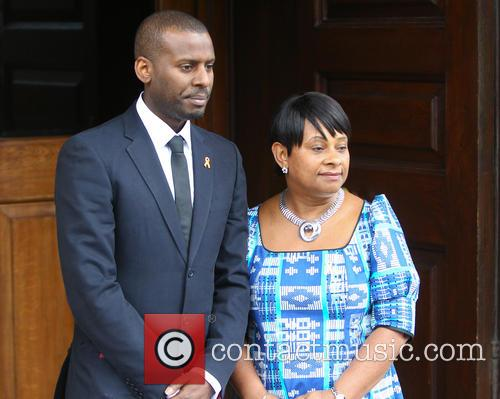 Stuart Lawrence and Doreen Lawrence 1