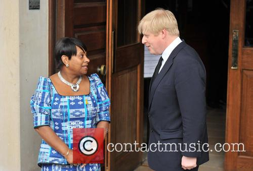Doreen Lawrenc and Boris Johnson 4