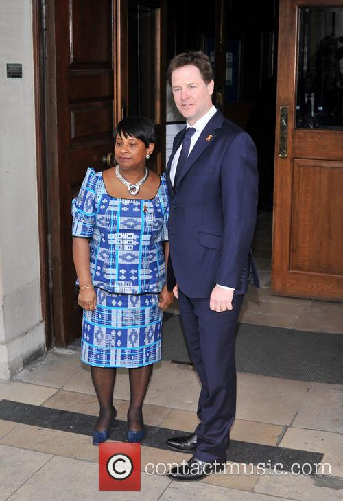 Doreen Lawrence and Nick Clegg 2
