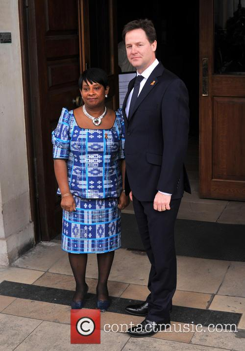 Doreen Lawrence and Nick Clegg 3