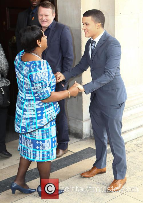 Doreen Lawrence and Jahmene Douglas 10