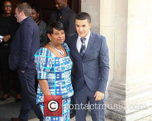 Doreen Lawrence and Jahmene Douglas 11