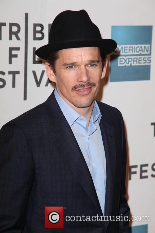 Ethan Hawke Hat