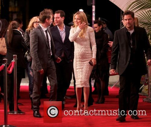 Matt Bellamy and Kate Hudson 3