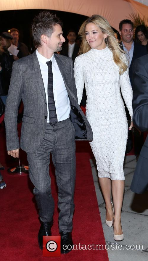 Matt Bellamy and Kate Hudson 1