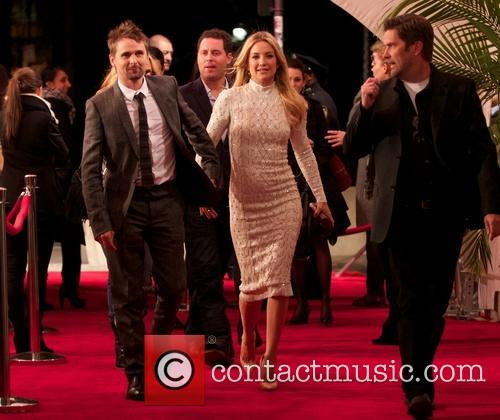 Matt Bellamy and Kate Hudson 5
