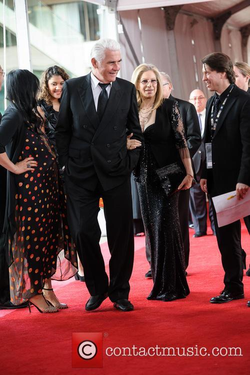 James Brolin and Barbara Streisand 7
