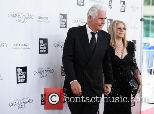 James Brolin and Barbara Streisand 8