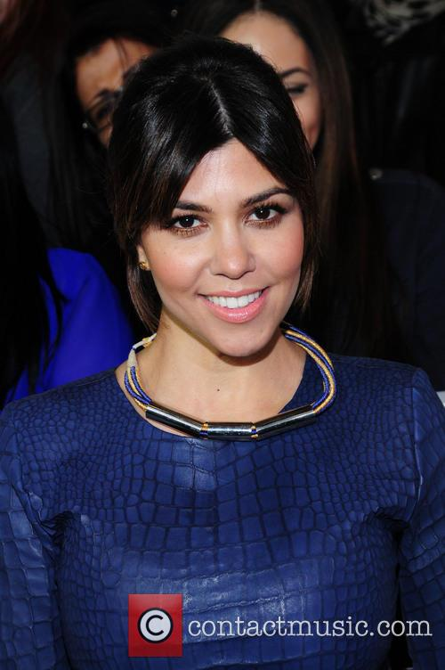 kourtney kardashian 2013 e upfront presentation  3623588