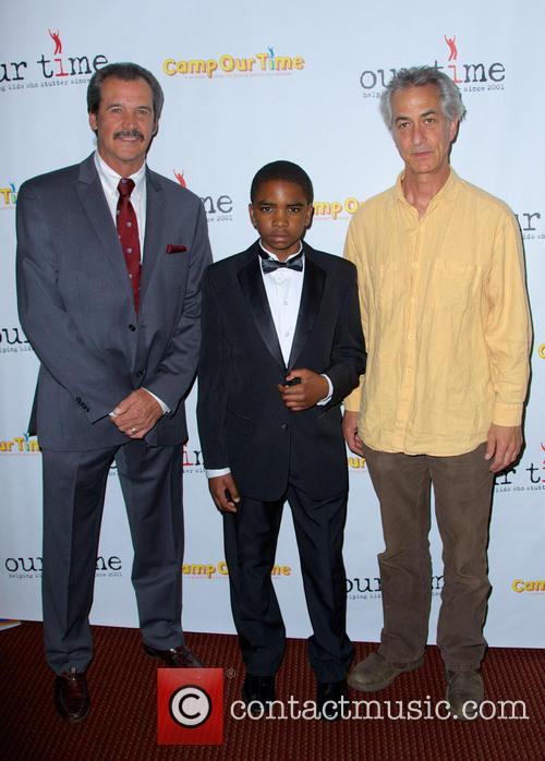 Ron Guidry, Saadiq Wicks and David Strathairn