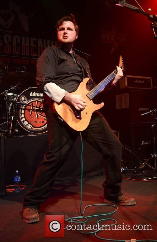 Michael Schenker's Temple of Rock performs at Vicar...