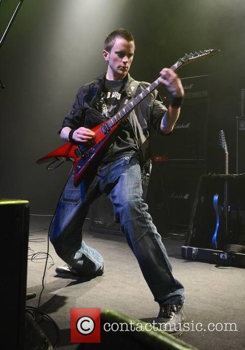 Michael Schenker and Twisted Wrath 7