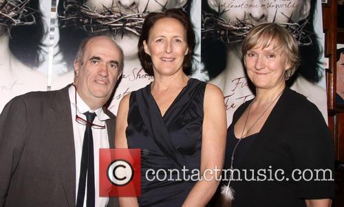 Colm Toibin, Fiona Shaw and Deborah Warner 2