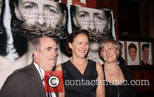 Colm Toibin, Fiona Shaw and Deborah Warner 3