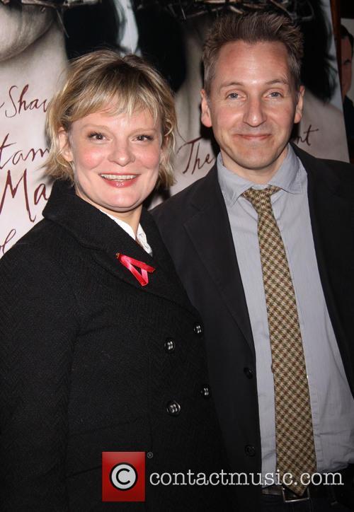 Martha Plimpton and Tom Pye 2