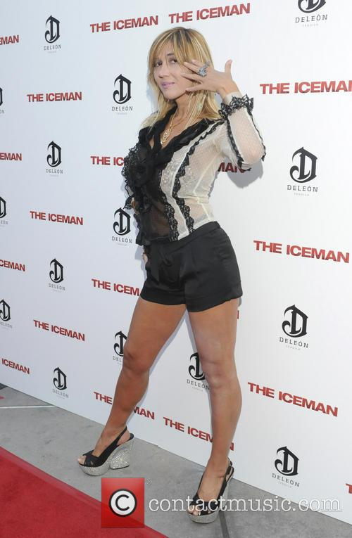 nadeea the iceman premiere arrivals 3622912