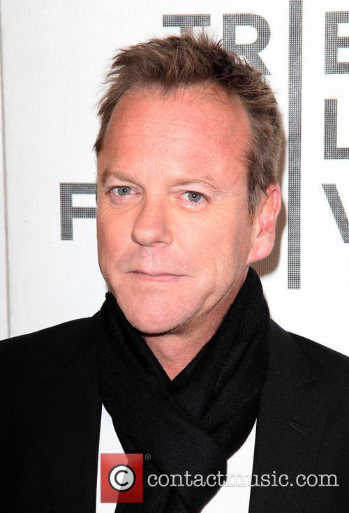 Kiefer Sutherland, The Reluctant Fundametalist Premiere