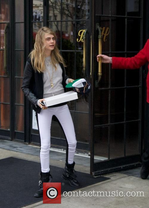 cara delevingne cara delevingne seen out and 3623704