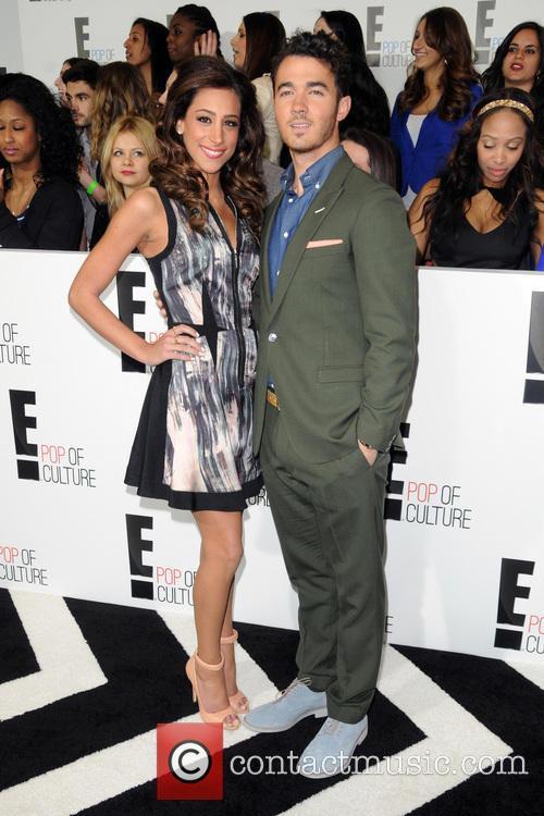 Kevin Jonas and Danielle Jonas 2