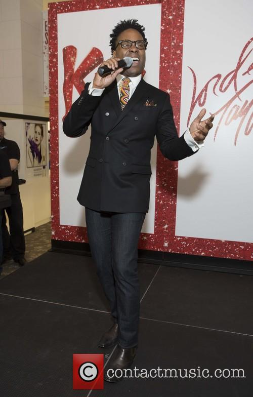 billy porter kinky boots in store performance 3623779