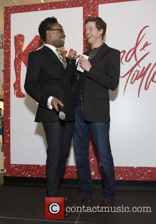 Billy Porter and Stark Sands 2