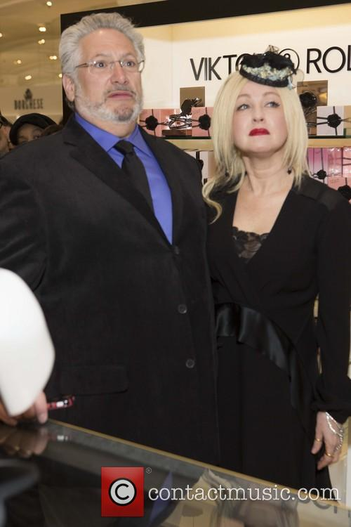 Harvey Fierstein and Cyndi Lauper 2
