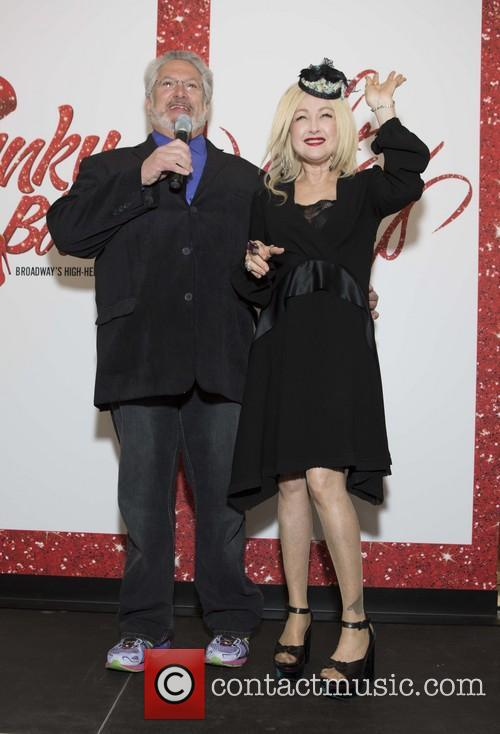 Harvey Fierstein and Cyndi Lauper 3