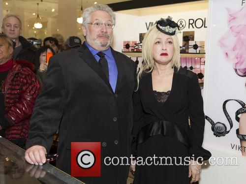 Harvey Fierstein and Cyndi Lauper 5