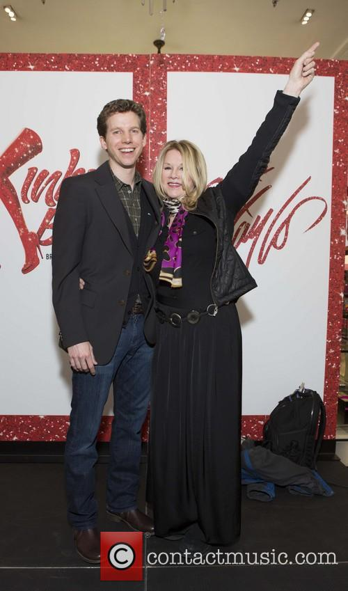 Stark Sands and Ramona Sands 4