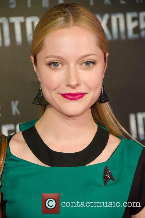 Star Trek and Georgina Haig 2
