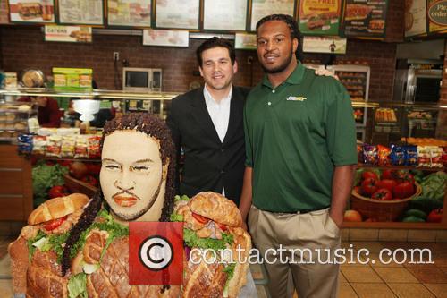 Top Nfl, Jarvis Jones, Smokehouse Bbq Chicken, Subway Restaurant and Manhattan 3