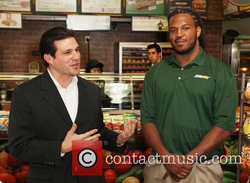 Top Nfl, Jarvis Jones, Smokehouse Bbq Chicken, Subway Restaurant and Manhattan 1